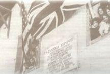 ΣΥΝΟΙΚΙΣΜΟΣ ΒΥΡΩΝΟΣ. Εγκαίνια Συνοικισμού 16 Απριλίου 1924. / 16 Απριλίου 1924 :  Σε επίσημη τελετή, ο συνοικισμός Παγκρατίου μετονομάζεται σε συνοικισμό Βύρωνα με την ευκαιρία του εορτασμού των 100 χρόνων από το θάνατο του Λόρδου Βύρωνα, του μεγάλου Φιλέλληνα ποιητή που πέθανε στο Μεσολόγγι το 1824.  Εκατό χρόνια μετά το θάνατό του, ο Δήμος μας παίρνει το όνομά του.  Η αναμνηστική πλάκα που φέρει την επιγραφή :  « Εις ευγνώμονα ανάμνησιν της φιλοπροσφυγικής δράσεως και επί τη εκατονταετηρίδι του θανάτου του ποιητού »  εντοιχίζεται στο Διοικητήριο.