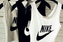 Sports and sportswear / The sport outfits and accessories I would like to buy and use in my workouts