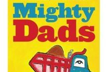 FATHER'S  DAY / IDEAS:A book? Or one the little one can read together with dad about what makes dads special? Does not have to be a book also DIY project,special an sentimental