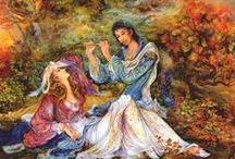 PARSIAN FLOK ART