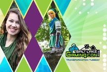 """SLGC: Transformation Tuesday 2016 / Salt Lake Gaming Con presents: Transformation Tuesday! If you are interested in being featured on our page during Transformation Tuesday, submit your entries to socialmedia@saltlakegamingcon.com with """"Transformation Tuesdays"""" in the title."""