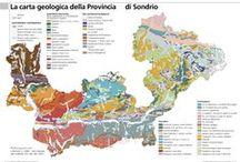 #geopark granito:  Valmalenco - Valcodera - Val Bregaglia - Val Masino