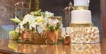 Decoración de Bodas / Cada boda es un evento especial. Todas tienen un toque mágico que las hacen únicas. ¿Cuál será el tuyo? www.garciaarchiladecoracion.com