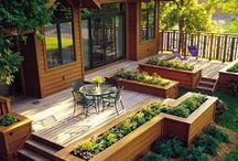 Outdoor Living / Outdoor Living Spaces