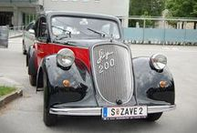 Obscure Vintage Automobiles From Austria / Almost forgotten Austrian cars from before 1945.
