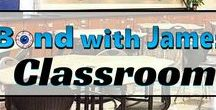 Bond with James: Classes / Images of activities from my classroom.