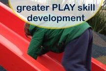 Playgrounds / Playgrounds are vital play spaces for children in every community. This is a collection of articles/links to all kinds of playground inspiration!  Adventure playgrounds, nature playgrounds, themed playgrounds, community playgrounds, DIY playgrounds, playground design features to love...