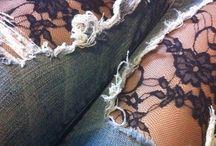 Fabrics I want on my body! / Clothing I love