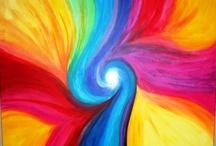 Mis Obras / Mis obras son el resultado de lo que siento, de lo que me conmueve, de lo que me transforma...