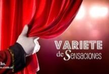 Variete de Sensaciones / Programa de radio. Se emite todos los lunes a las 21 hs. por Radio Sentidos. www.radiosentidos.com.ar www.varietedesensaciones.blogspot.com.ar