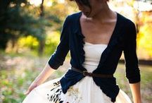 Clothes - pretty ones