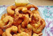 Fish + Seafood Recipes / fish recipes | salmon recipes | cod recipes | shrimp recipes | scallops recipes | healthy seafood recipes | easy seafood recipes | seafood dips | crab recipes | shrimp recipes | best seafood recipes
