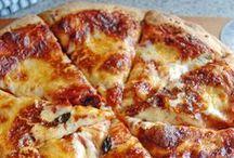 Pizza Recipes / homemade pizza recipes | pizza sauce recipes | pizza dough recipes | easy pizza recipes | healthy pizza recipes | chicken pizza recipes | gourmet pizza recipes | grilled pizza recipes | flatbread pizza recipes | pepperoni pizza