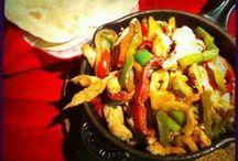 Nuestros Platos / Auténtica cocina Mex-Mex