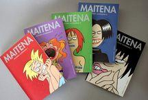 Maitena / by Marce Cima