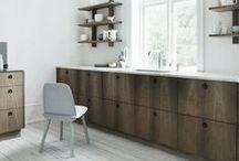 Keuken / Toe aan een nieuwe keuken, of een bestaande keuken opleuken? Hier zie je een aantal leuke ideeën!