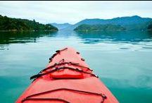 Sea Kayaking Info