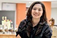 Tokoh 'Pepanggihan' / Direktori tokoh dalam rubrik 'Pepanggihan' Kabare Magazine.