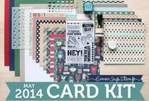 Simon Says May 2014 kit