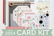 Simon Says June 2014 Kit