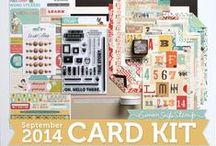 Simon Says September 2014 Kit