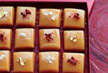 Candy + Fudge Recipes / fudge | caramel recipes | bark recipes | candy recipes | truffles | christmas candy | easy christmas recipes | copycat candy recipes | chocolate candy recipes | old-fashioned candy recipes | crockpot candy recipes | caramels recipe | easy caramels | homemade caramels | dessert caramels | salted caramels | caramel for apples | chewy caramels | soft caramels
