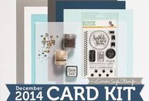Simon Says December 2014 kit