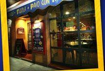 PANZAROID / Fotos de los rincones más originales de nuestros restaurantes