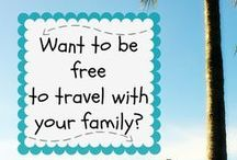Family Travel / Photos and travel tips to help you create the family trip of your dreams!
