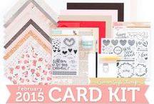 Simon Says February 2015 kit