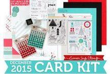 Simon Says Dec 2015 Kit
