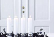 - Advent decorations -