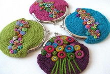 Handbags, Totes, Purses / by Carol B