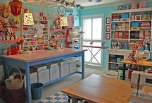 Home - Studio/Creative Space / by Carol B