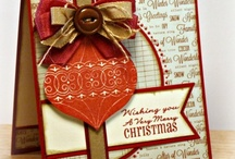INSPIRATION CARTES, TAGS ET PAGES DE NOEL