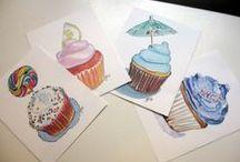 Arte e Cupcake
