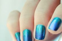 Vernis a ongles et nail art - Nail polish and nail art / by Amandine Pink Pony ☂