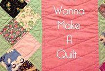 Quilt - Blocks & Tutorials / by Carol B