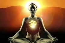 Art which focuses on Meditation, Yoga, and focusing the mind / Concepts and art related to meditation and visualization