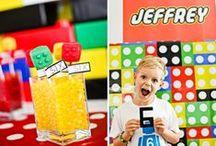 Lego Birthday / lego birthday party ideas