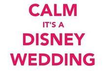 Thème MARIAGE Disney