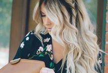 Gorgeous Hairstyles / Gorgeous Hair!