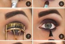 Meikki tipsejä / nice makeup tips