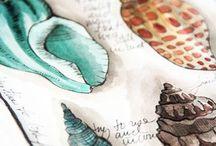 • Art Sketch Book • / Art ideas and inspiration