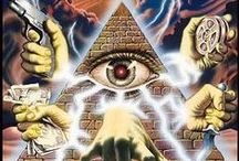 ILLUMINATI, MASONS, SCULL & BONES, BOHEMIAN GROVE etc THE 'SECRET SOCIETIES'