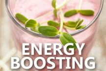 Boost your energy / Get more energy