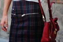 • A-line Mini Skirts •