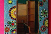 Mosaicos - Espejos