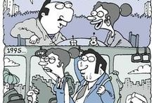 Karikatürlerim