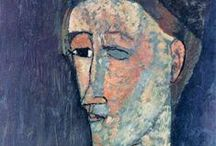 artist: AMEDEO MODIGLIANI 1860-1939
